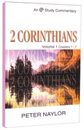 2 Corinthians Volume 1 (Evangelical Press Study Commentary Series) Hardback