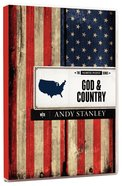 North Point Series: God and Country CD & DVD DVD