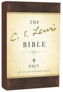 NRSV C S Lewis Bible