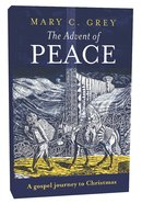 The Advent of Peace Paperback