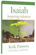 Rtbt: Isaiah - Surprising Salvation