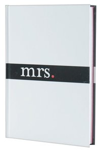 Mr/Mrs Journal