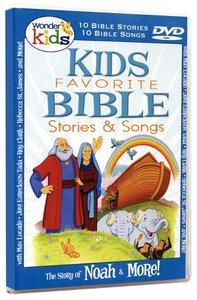 Kids Favourite Bible Stories & Songs: Noah
