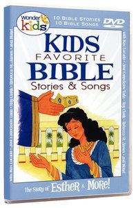 Kids Favourite Bible Stories & Songs: Esther