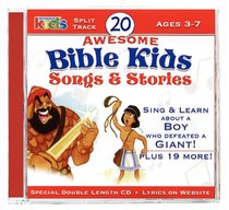 20 Awesome Bible Kids Songs & Stories