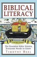 Biblical Literacy Paperback
