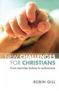 New Challenges For Christians Paperback
