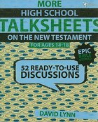 Still More High School New Testament (Ages 14-18) (Talksheets Series) Paperback