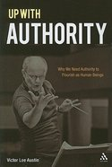 Up With Authority Paperback