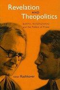 Revelation and Theopolitics Paperback