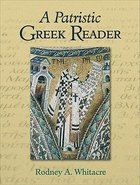 A Patristic Greek Reader Paperback