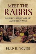Meet the Rabbis Paperback