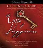 Law of Happiness (4 Cds) (Unabridged) CD
