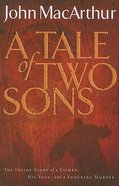 The Tale of Two Sons (Large Print) Paperback
