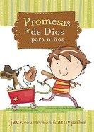 Promesas De Dios Para Ninos (God's Promises For Boys) Paperback