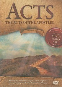Acts: The Acts of the Apostles (Dvd With Bonus Audio Cd)
