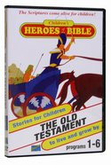 Children's Heroes of the Bible: Old Testament DVD