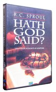 Hath God Said? DVD