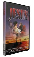 Jesus Film: English + 15 Languages DVD