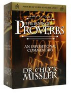 Proverbs Commentary DVD