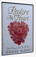 Restore My Heart DVD DVD