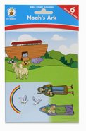 Bible Story Builders: Noah's Ark Stickers Pack
