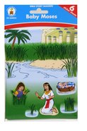 Bible Story Builders: Baby Moses Stickers Pack