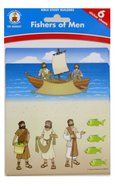Bible Story Builders: Fishers of Men Stickers Pack