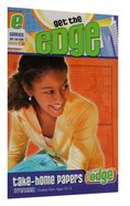 Gllw Summerb 2019/2020 Grades 5&6 Get the Edge Comics (Gospel Light Living Word Series) Paperback
