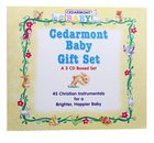 Cedarmont Baby Gift Collection 3 CDS (Cedarmont Baby Series)