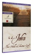 1, 2, 3 John: How a Christian Should Live (Fisherman Bible Studyguide Series) Paperback
