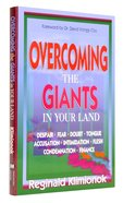 Overcoming the Giants in Your Land Paperback