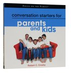 Conversation Starters For Parents and Kids Paperback