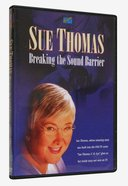 Sue Thomas: Breaking the Sound Barrier DVD