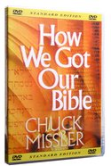 How We Got Our Bible DVD