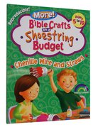 Chinelle Wire and Straws (Reproducible, Ages 5-10) (Bible Crafts On A Shoestring Budget Series) Paperback