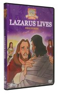 Animated Stories NT: Lazarus Lives (New Testament) DVD