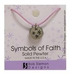 Symbols of Faith Pendant: Stars Daniel 12:3 Jewellery