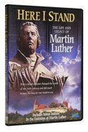 Here I Stand: The Life & Legacy of Martin Luther DVD