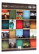 Top Christian Hits of 08-09 Paperback