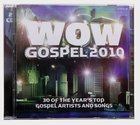 Wow Gospel 2010 (Double Cd) CD