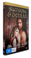 Samson and Delilah (Time Life Bible Stories DVD Series) DVD