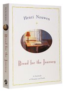 Bread For the Journey Paperback