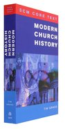 Modern Church History (Scm Core Texts Series)