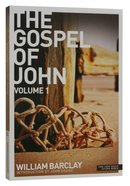 The Gospel of John (Volume 1) (New Daily Study Bible Series) Paperback