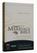 NKJV Familylife Marriage Bible (Black Letter Edition) Hardback