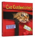 Cat Confessions Hardback