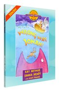 Wrong Way (Jonah) (Discover For Yourself Bible Studies Series) Paperback