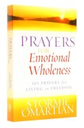 Prayers For Emotional Wholeness Paperback