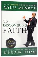Rediscovering Faith Paperback